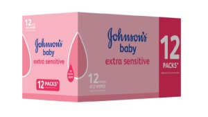 Johnson's wipes
